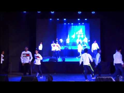 Ashtavinayak Dance Academy Big 2014 video