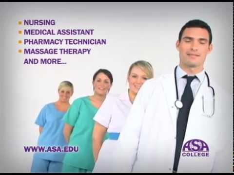 Health Care Degrees at ASA College