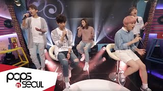 Pops in Seoul-SEVENTEEN(세븐틴) _ Because of You(너 때문에)