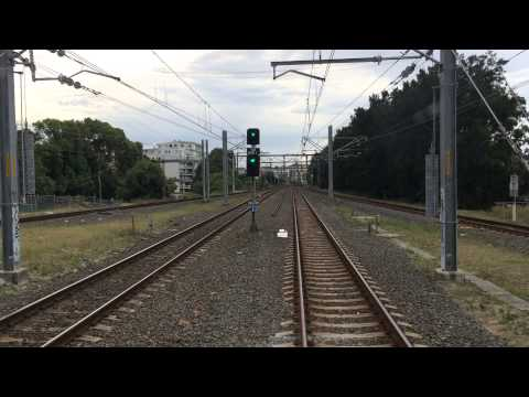 Waterfall to North Sydney - High Speed