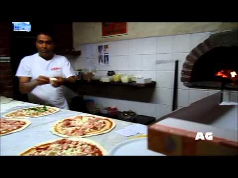 Как приготовить итальянскую пиццу - видео