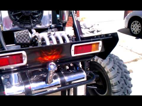 2007 1100cc Joyner Off-Road Buggy