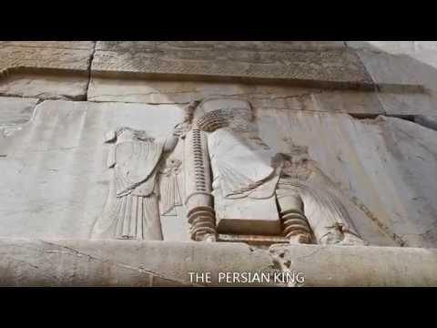 The Hundred Column Hall Persepolis Shiraz Iran 伊朗 波斯波利斯 百柱大殿