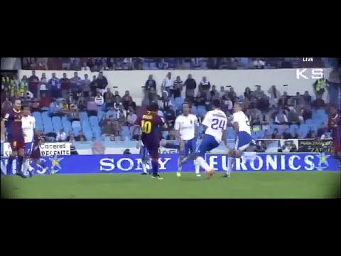 Lionel Messi 2011 sus mejores goles...