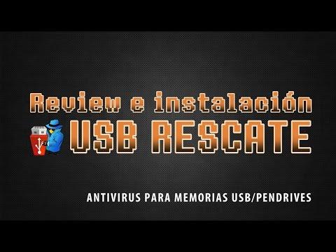 Elimina virus de Recycler. SCVHOST.exe. autorun.inf de memoria con USB RESCATE   MINITRUCOSWIN