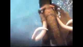 Ice Age 2 - Manny vs Cretaceous and Maelstrom