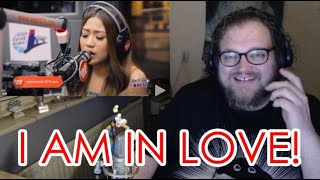 REACTION TO MORISSETTE AMON (ASIA'S PHOENIX) - RISE UP - WISH 107.5 BUS - I AM IN LOVE!