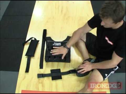 How to set up the Ironedge 20kg Power Vest