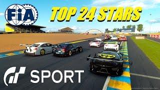 GT Sport FIA Manufacturer Top 24 Race Season 2 Final Round
