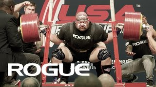 The 2017 Arnold Sports Festival - Rogue Powerlifting / 4K