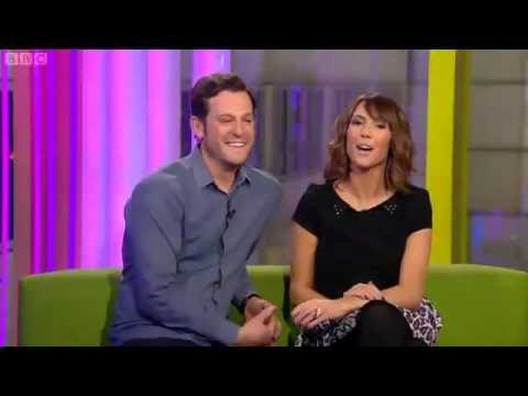 Alex Jones | The One Show | 220312 | Tights | Heels