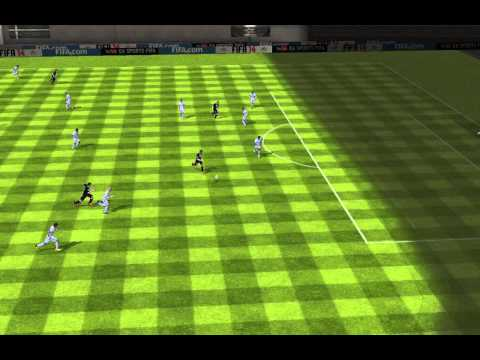 FIFA 14 Android - Team Bikai VS Inter
