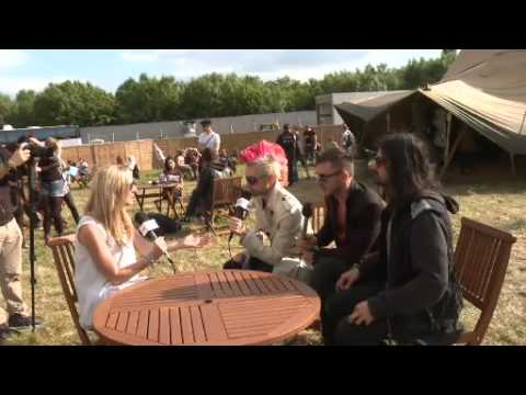 30 Seconds To Mars Interview Music Videos