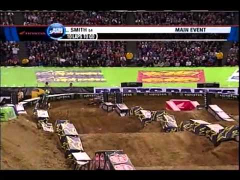 450 Main Event Minneapolis MN Supercross 2013 RD14