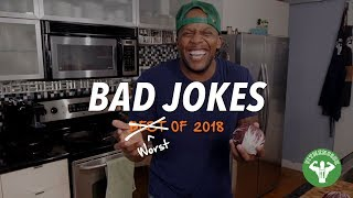 My Best (Bad) Dad Jokes & Laughs of 2018