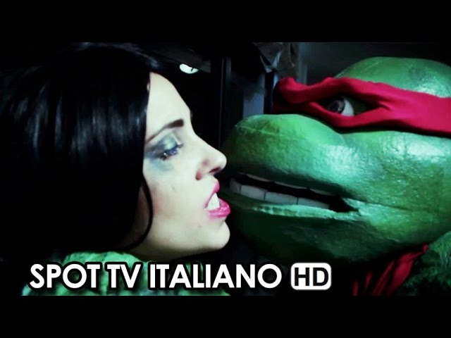 Tartarughe Ninja Spot Tv Italiano 30'' 'Ninja Rock' (2014) - Megan Fox Movie HD