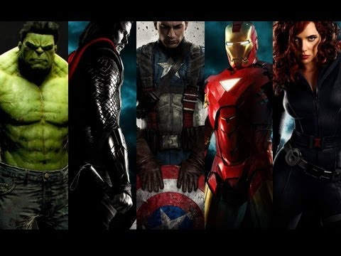 Does Joss Whedon Own THE AVENGERS? - AMC Movie News