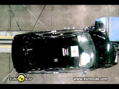 Euro NCAP | Lancia Thema | 2011 | Краш-тест