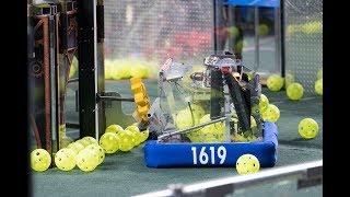 Up-A-Creek Robotics 2017 Robot Reveal