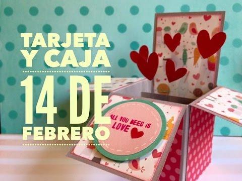 TUTORIAL Regalo Tarjeta San ValentínTarjeta explosiva/Explosive ...