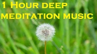 1 Hour Full Meditation Music II Relaxing Music For 1 Hour