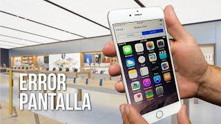 El iPhone 6 Plus Tiene Un Error De Fábrica En La Pantalla!!! 📱⚙️