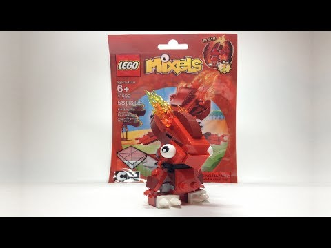 LEGO Mixels Flain Review 41500