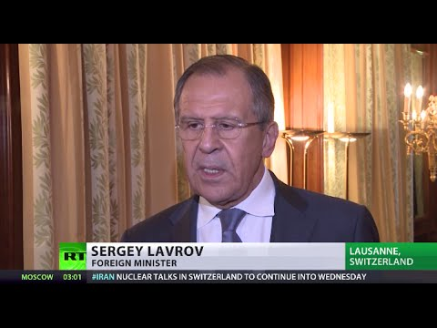 Lavrov: Nuclear deal with Iran 'reached on all key aspects'