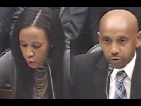 """Democracy under Threat in Ethiopia"": Testimony of Seenaa Jimjimo & Tewodrose G. Tirfe"