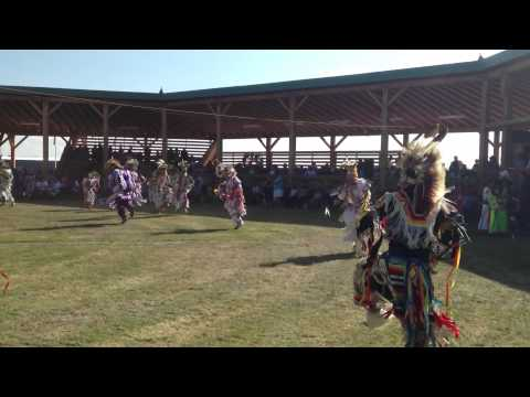 Teen Boys Grass #2 Frog Lake Powwow 2013 video