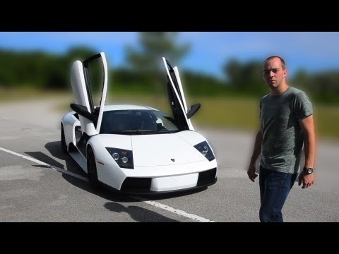 My New Lamborghini Murcielago
