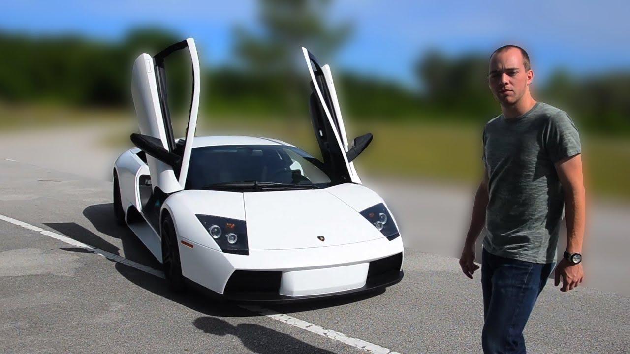 My New Lamborghini Murcielago Youtube