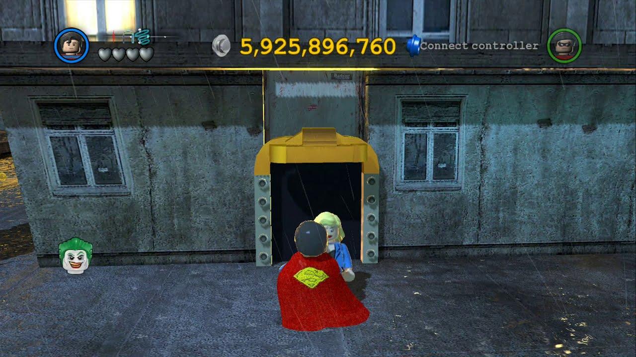 Lego Batman 2 All Characters Toys Lego Batman 2 dc Super Heroes