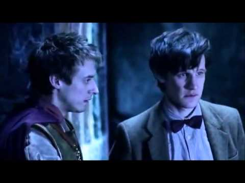 doctor who: some of matt smith's funniest moments youtube