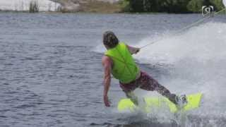 2014 Ronix Parks Air Core Camber Wakeboard - Parks Bonifay's Review