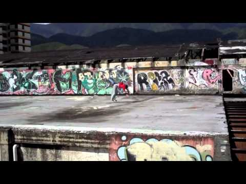 the best Parkour Freerunning 2011 Caracas-Venezuela