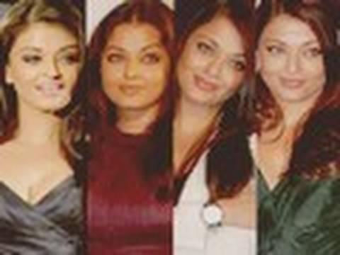Aishwarya Rai has 125 Dress Changes In Action Replay!