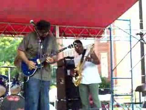 Wayne Baker Brooks Band