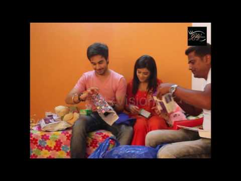 Manish Goplani and Jigyasa Singh Gift Segment - Part 1