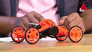 Let's  Make 4 Wheel Drive Car | Kids 1st