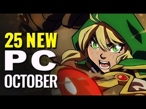 PC Playscore Scoop October 2017 |  Best New PC games reviewed