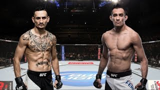 Max Holloway Faces Tony Ferguson For Vacant Interim Lightweight Title At UFC 236