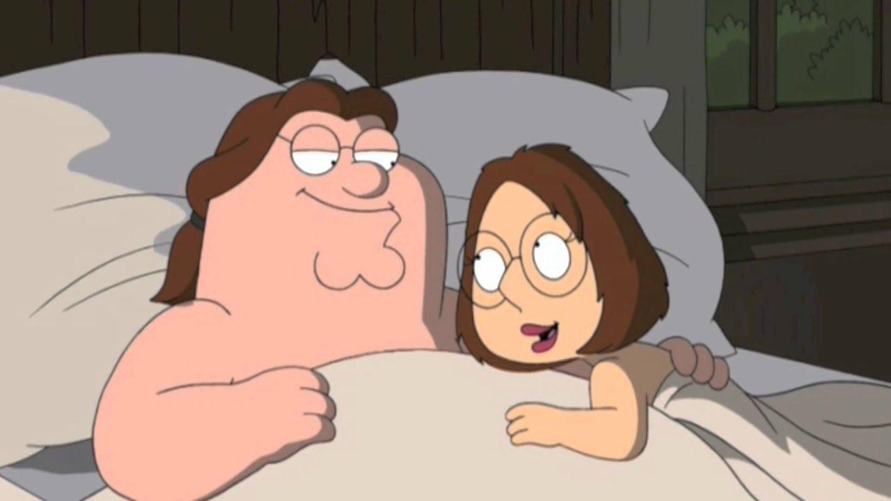 naked girl sleep with men