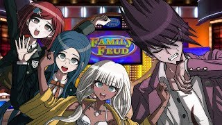 The V3 Cast Plays Family Feud except it's a montage