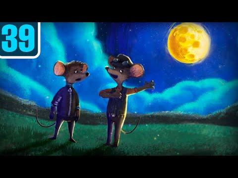 Волшебный фонарь — Из пушечки на Луну — Серия 39