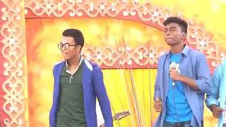 Bangladesher meye re tui..onkus movie song...mash-up(nobin boron) 2017 Milestone Collegএ