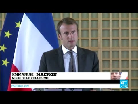 Emmanuel Macron : L'anti-montebourg video