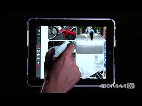 0 iPad Photography App: PhotoShake: Adorama Photography TV