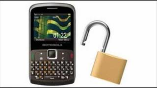 How to Unlock Any Motorola EX112 Using an Unlock Code