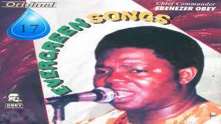 Chief Commander Ebenezer Obey - Aimasiko (Official Audio)